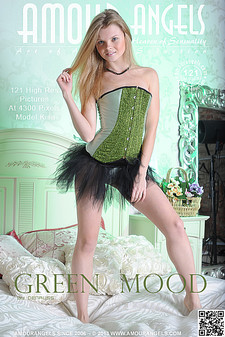 AmourAngels - Kisa - Green Mood