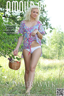 AmourAngels - Angelina (Angel) - Summer Walk