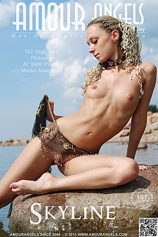 AmourAngels - Anastasia (Albina C) - Skyline