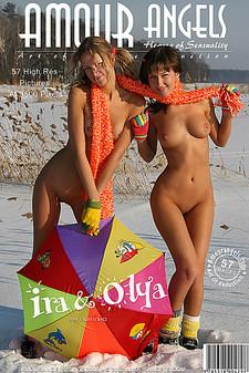 AmourAngels - Ira & Olya - Ira & Olya
