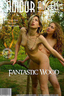 Amour Angels - Kseniya, Olya - Fantastic Wood