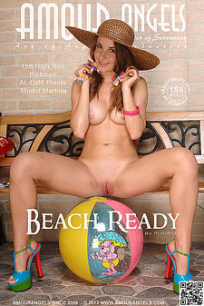 Amour Angels - Martina - Beach Ready