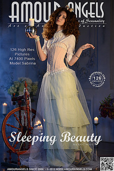 Amour Angels - Sabrina - Sleeping Beauty