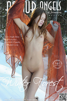 Amour Angels - Liza (Ivana) - Winter Forest