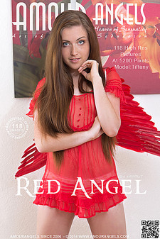 Amour Angels - Tiffany - Red Angel