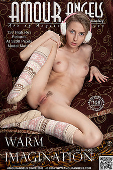 Amour Angels - Marika (Goldie Baby) - Warm Imagination