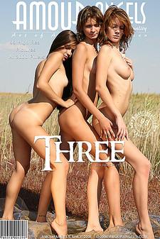 Amour Angels - Olga (Freya A), Irina, Olga (Itna A) - Three
