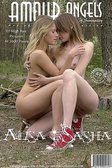 Amour Angels - Alisa & Sasha - Alisa & Sasha