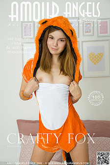 AmourAngels - Apricot - Crafty Fox
