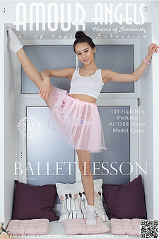 Amour Angels - Elisia - Ballet Lesson