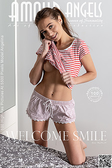 AmourAngels - Angelina - Welcoming Smile