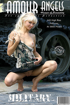 Amour Angels - Sveta (Alicia A) - Military