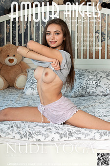 Amour Angels - Nude Yoga