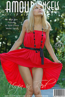 Amour Angels - Sveta (Alicia A) - Virgin In Red