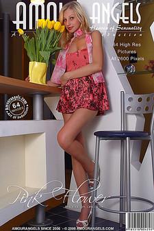 AmourAngels - Vika - Pink Flower