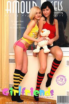 AmourAngels - Angela (Alexandra A), Julia - Girlfriends