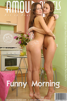 Amour Angels - Nataly (Natalia F), Tany (Tosya A) - Funny Morning